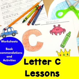 Letter C Lessons