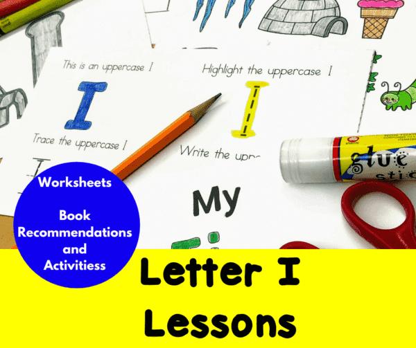 Letter I Lessons