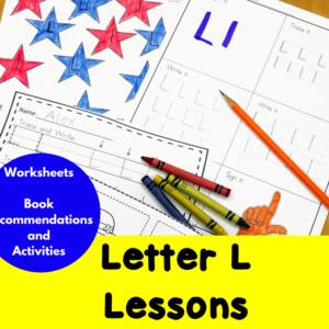 Letter L Lessons