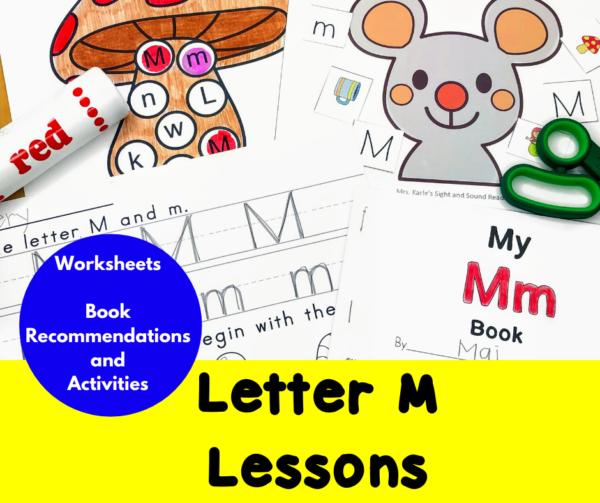 Letter M Lessons