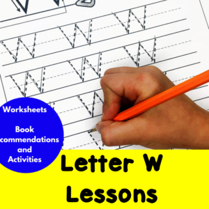 Letter W Lessons