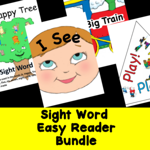 Sight Word Easy Reader Books