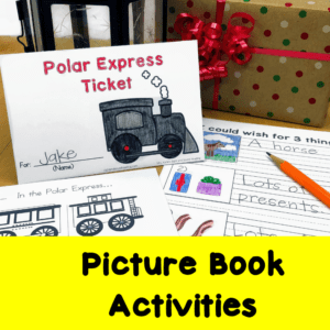 Picture Book Lesson Plans